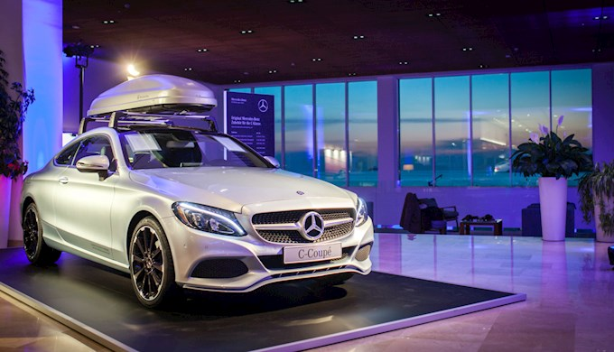 Mercedes Benz - Global Training Experience 2016.