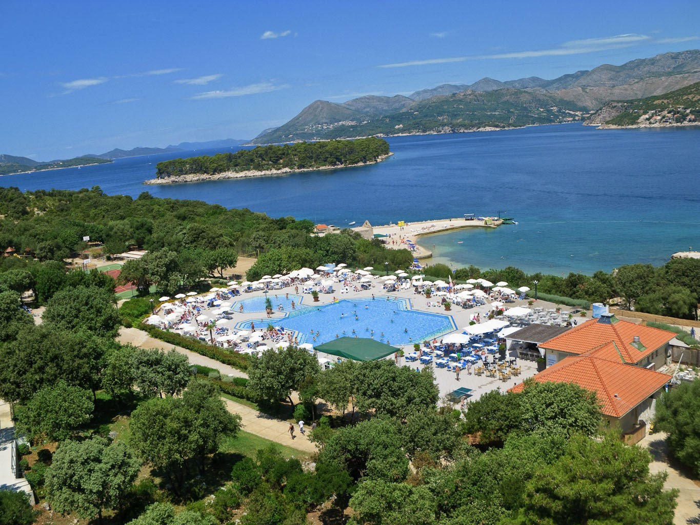 Valamar Club Dubrovnik Pool