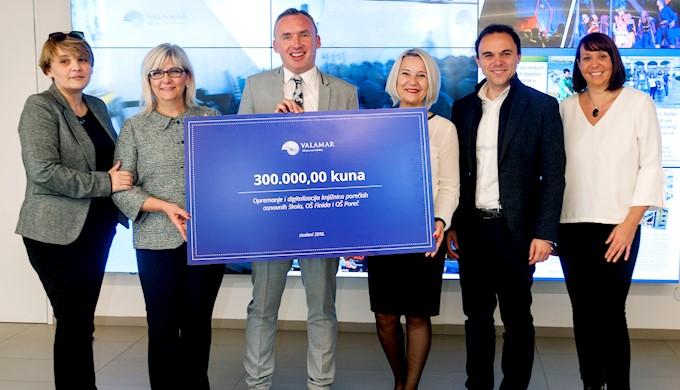 Valamar donirao 300 tisuća kuna dvjema porečkim osnovnim školama.jpg